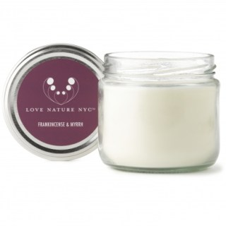 Frankincense & Myrrh Twist-Top Candle