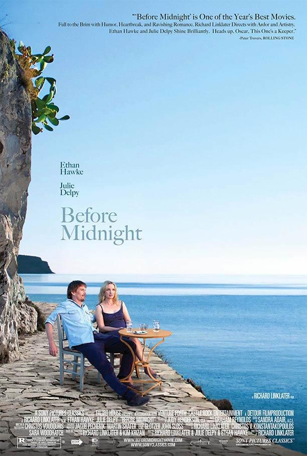 Poster do filme Antes da Meia-Noite