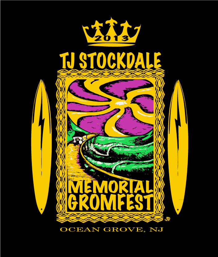 2013 TJ Stockdale Memorial Gromfest