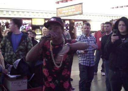 Las Vegas Open Cypher