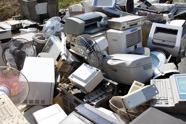 テレビや冷蔵庫、オーブンなど不用家電はどうやって処分する?家電別処分方法まとめ