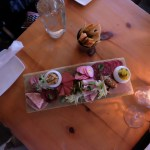 Try the charcuterie plate at Bruce's Wine Bar in Thornbury. Awesome! JIM BYERS PHOTO