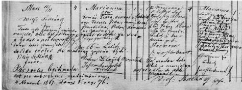 NN Pidrová Mariana, o Tomáš a Mariana, 10 3 1866