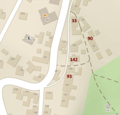 Pidrovi 1 mapa