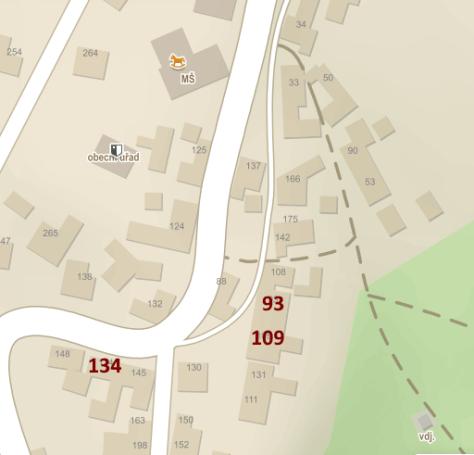 Pidrovi mapa Babic 3