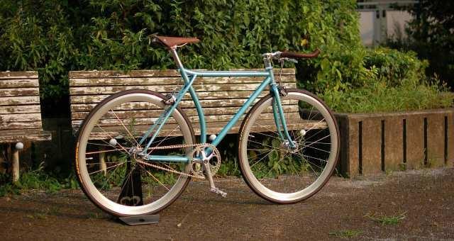 プロが自転車を塗装・カスタマイズするとこんなに変わる!