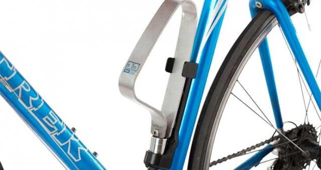 チタン製プレートの自転車の鍵がなかなか良さそう
