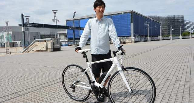 YAMAHAスポーツ電動アシスト自転車にクロスバイク「YPJ-C」登場