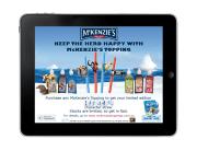McKenzies Ice Age promotion
