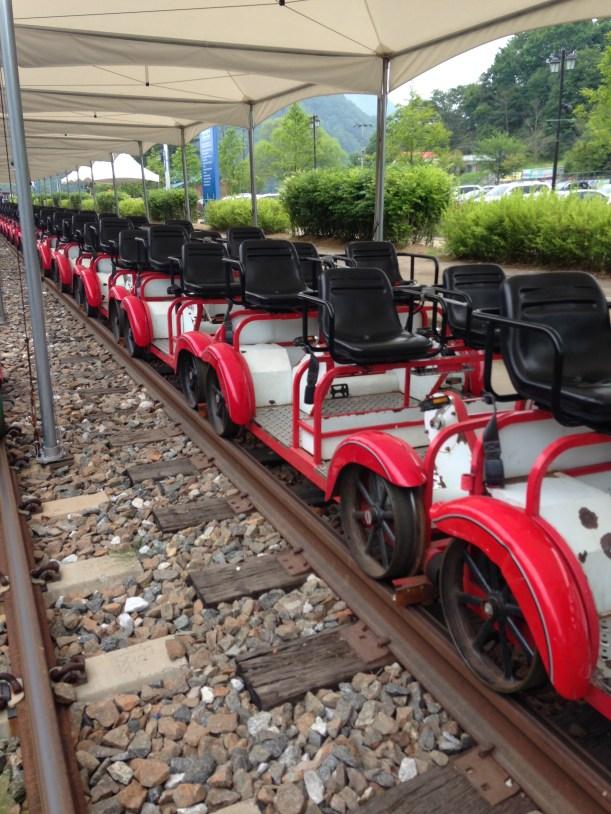 Bike Rail 2
