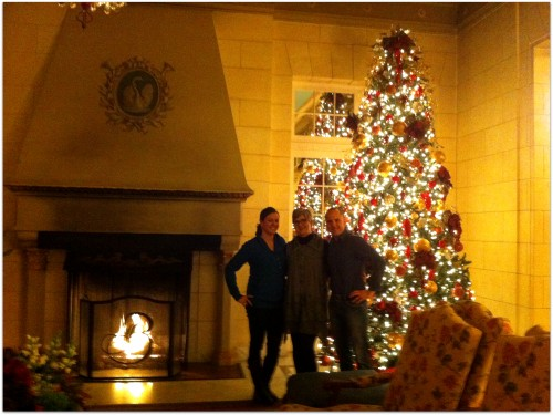 Liz, JL and db at The Broadmoor