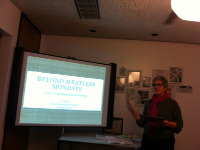 Beyond Meatless Mondays with JL Fields