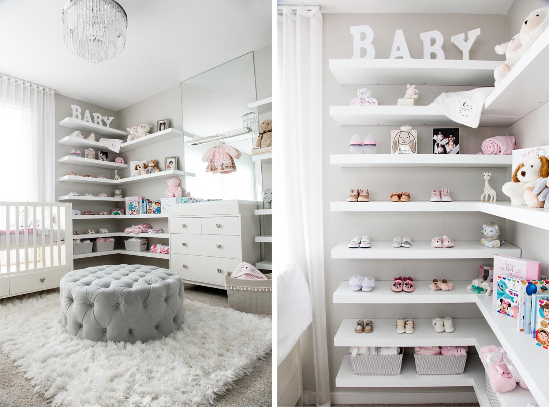 Fullsize Of Baby Girl Nursery