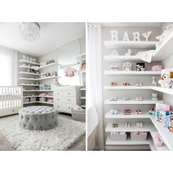 Small Crop Of Baby Girl Nursery