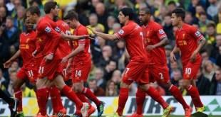 利物浦得勝後,將於下周日主場迎戰車路士。(Liverpool FC Supporters Hong Kong)