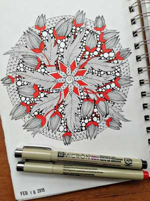 Daily Drawing Practice: Spring 2015 Round Up
