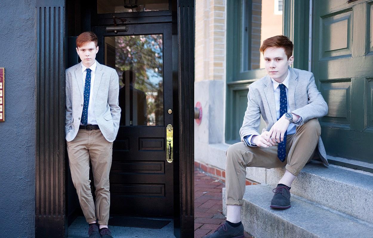 Taylor – Annapolis Senior Pictures