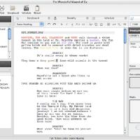 Que software usar para escrever um guião?