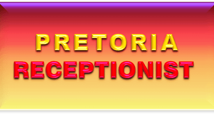 POSITION AS RECEPTION / SWITCHBOARD LADY AVAILABLE IN CENTURION