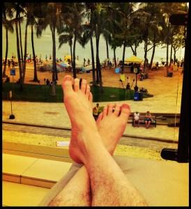 A Three Minute Vacation
