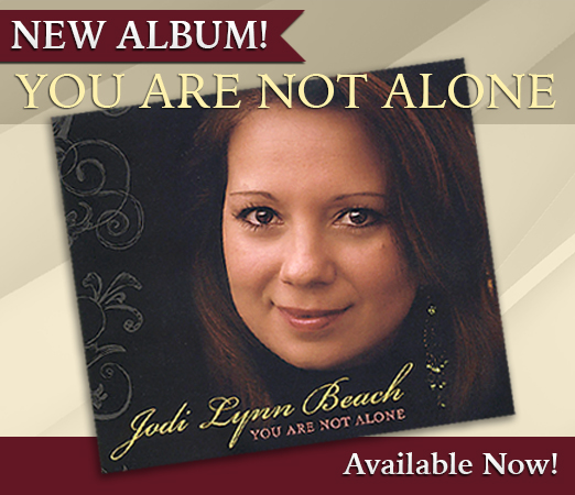You Are Not Alone New CD