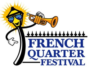 Joe Ashlar French Quarter Fest Shows!