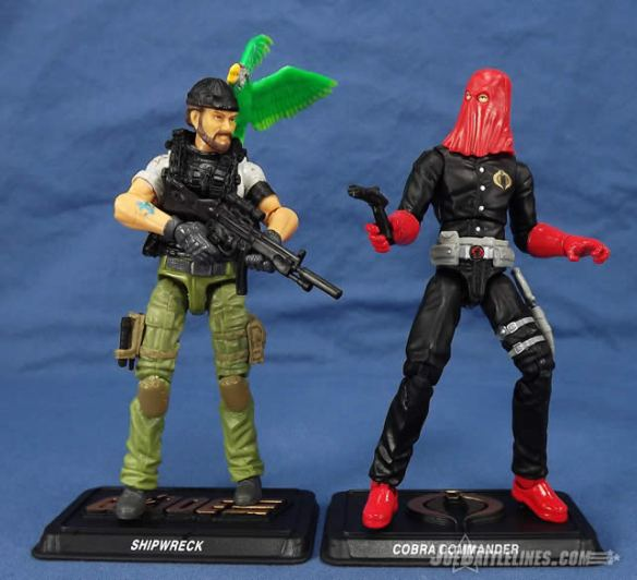 G.I. Joe Hunt for Cobra Commander