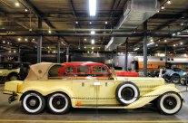 Hispano-Suiza on Six Wheels