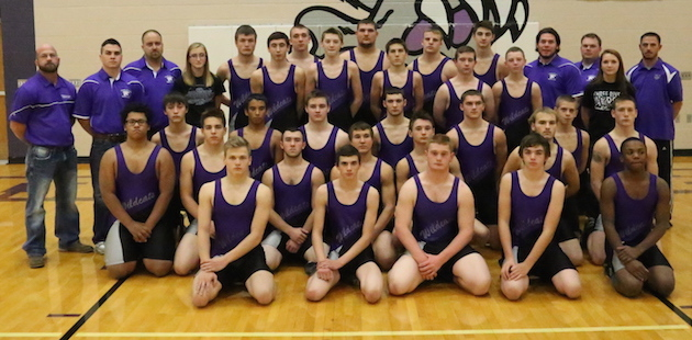 Three Rivers wrestling experiences little resistance in final two league duals