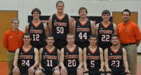 Sturgis boys basketball