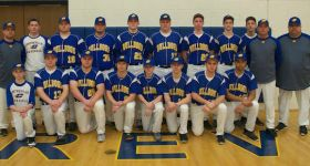 2015 Centreville Baseball team