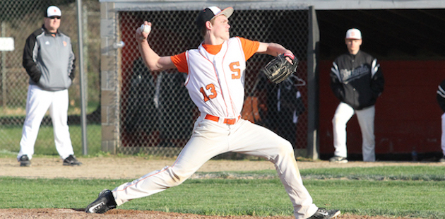 Sturgis baseball regroups after frustrating Game 1 loss to thump Dowagiac in nightcap