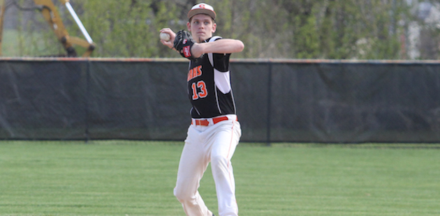 Sturgis baseball pockets pair of Wolverine East wins over Otsego