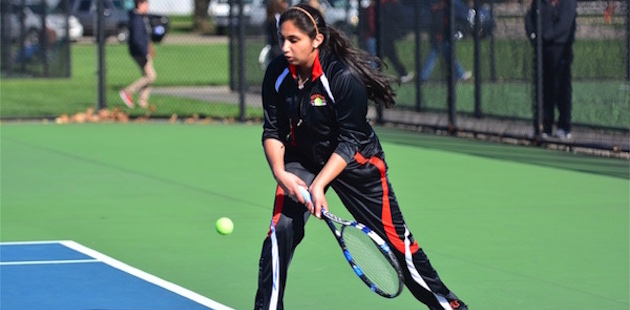 Sturgis tennis rolls to another lopsided Wolverine win, this time over Vicksburg