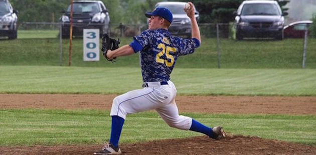 Centreville moves past Mendon in Division 4 baseball district tournament