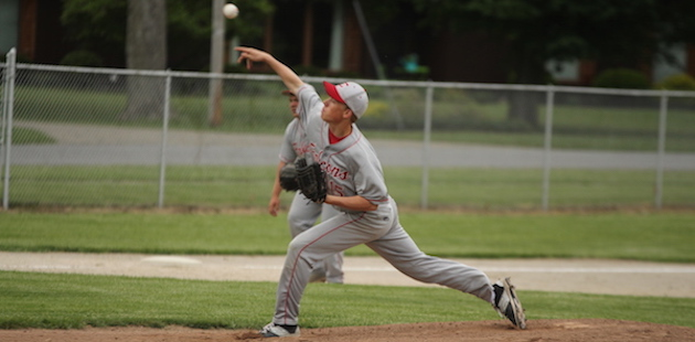 Constantine baseball gets by Burr Oak in St. Joseph County Tournament