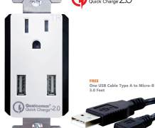 Best USB Wall Outlet I've used