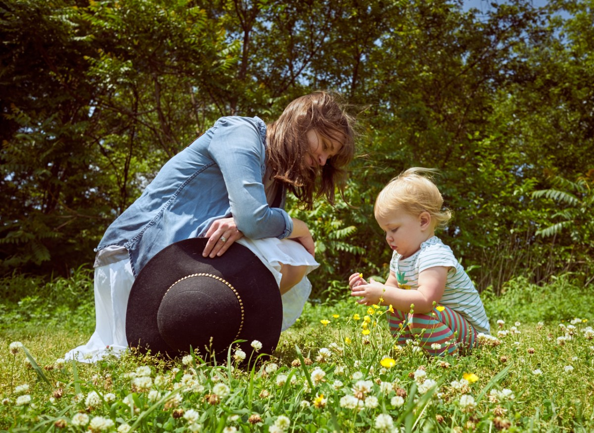 Motherhood: Passing it On