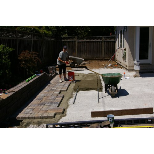 Medium Crop Of How To Cut Pavers