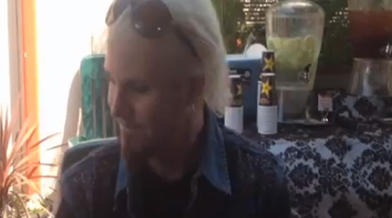 John 5 interviewed at Mayhem