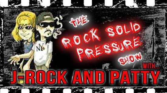 Rock Solid Pressure John 5