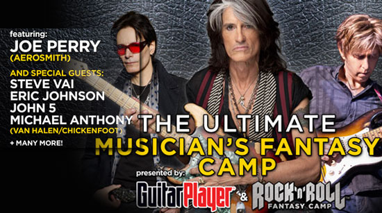 Rock N Roll camp 2014