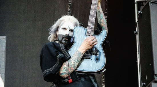 John 5 Guitar and Bass