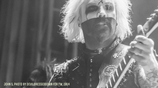 John 5 Flashwounds
