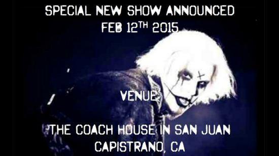 John 5 show feb 12 2015