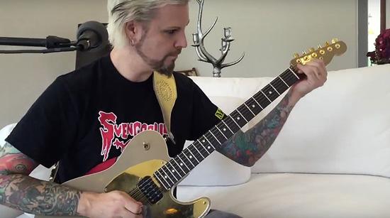 John 5 No Guitar is Safe