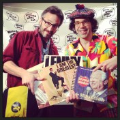Marc Maron and Nardwuar