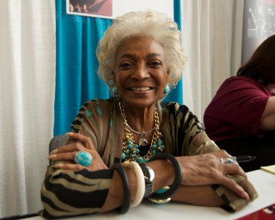 Nichelle Nichols (Uhura)