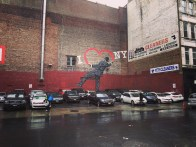 Love Vandal Mural - Sixth Ave & West 17th St