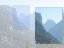 I often use my hands to frame the part of a landscape that I want to draw. This is your time to consider composition.